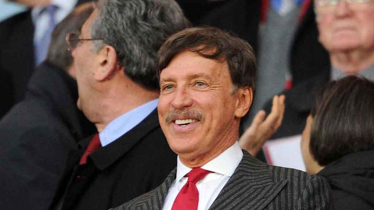 Stan Kroenke: Arsenal owner focused on success on the pitch