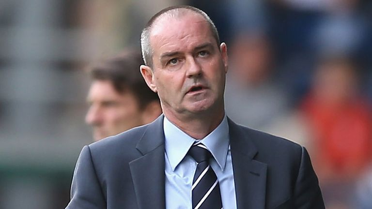 Steve Clarke: Has been backed by the Baggies board this summer