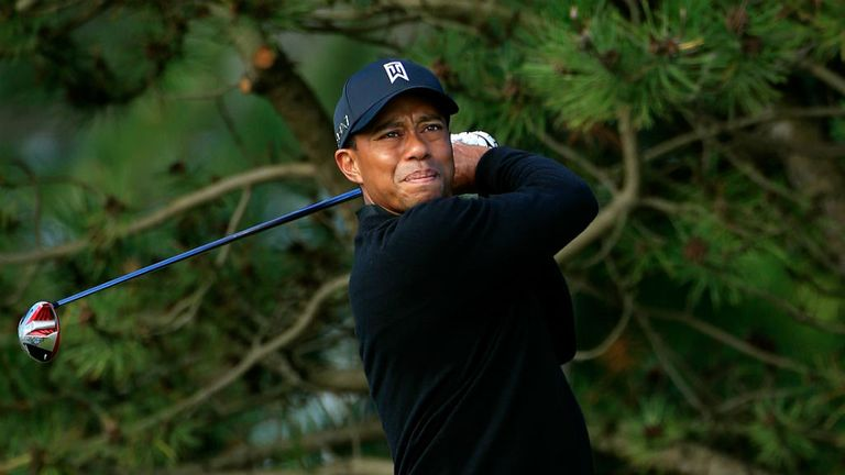 Tiger Woods: Part of USA Presidents Cup team