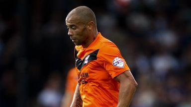 Deon Burton: York loan cut short by injury