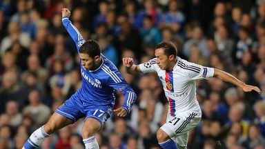 Marcelo Diaz: Midfielder hoping Basel can surprise Chelsea again