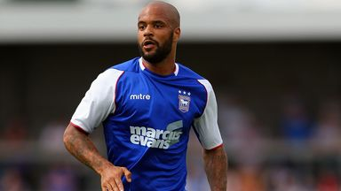 David McGoldrick: Hoping to return sooner than expected