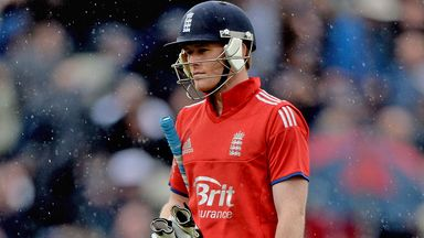 Eoin Morgan: Aware of the threat posed by the in-form Mitchell Johnson