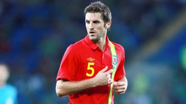 Sam Ricketts: Wales defender is looking forward to the match with Serbia