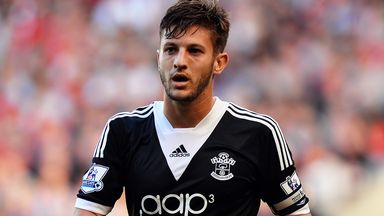 Adam Lallana: Helped Southampton to an impressive victory at Anfield