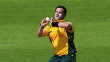 Steven Mullaney: Notts all-rounder has been in fine form of late