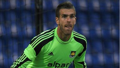 Adrian: Hoping to continue run of clean sheets