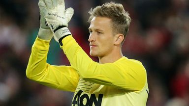 Anders Lindegaard: Considering his options away from Manchester United