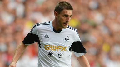 Angel Rangel: Confident Swansea can stay up