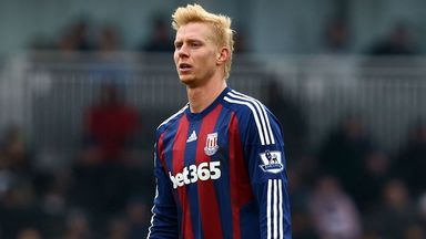 Brek Shea: Has struggled to make an impact at Stoke