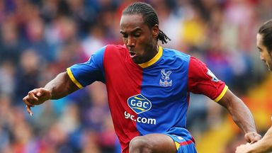 Cameron Jerome: Striker has not scored for Palace this year