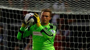 David Stockdale: Confident Fulham have enough spirit to steer clear of trouble