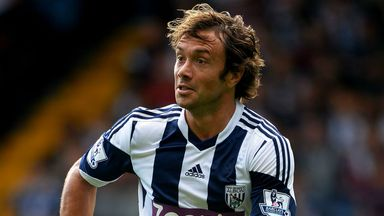 Diego Lugano: Backed by James Morrison