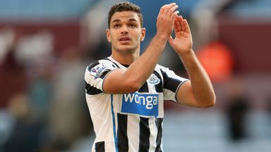 Hatem Ben Arfa: Backed by Alan Pardew to provide Newcastle's creativity