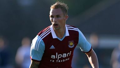 Jack Collison: Former West Ham midfielder training with QPR