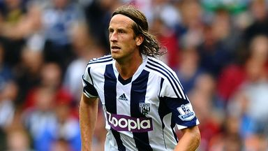 Jonas Olsson: Surprised by Steve Clarke's sacking