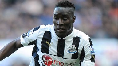 Massadio Haidara: The Frenchman is settled at Newcastle United