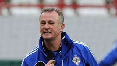 Michael O'Neill: Northern Ireland boss praises McPake and McGivern