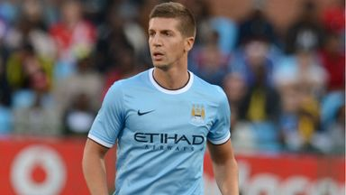 Matija Nastasic: The defender admits that Manchester City need to improve at the back