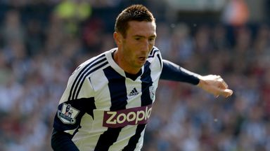 Morgan Amalfitano: Happy at West Brom and interested in staying