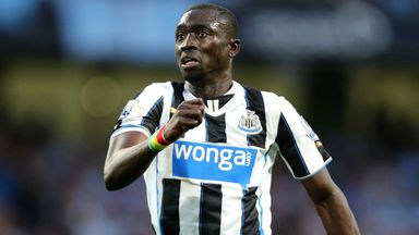 Papiss Cisse: Newcastle striker's lack of confidence affecting his form