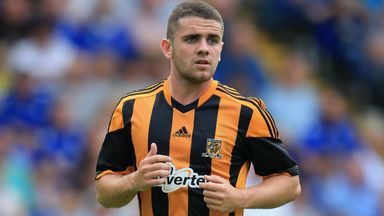 Robbie Brady: Hull City midfielder out for the season