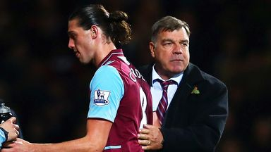 Sam Allardyce: Hopes Andy Carroll can haunt former club Liverpool