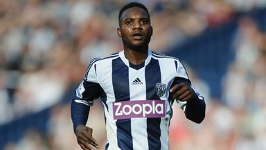 Stephane Sessegnon: Backed by Steve Clarke