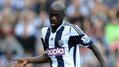 Youssouf Mulumbu: Felt Albion could have beaten Arsenal