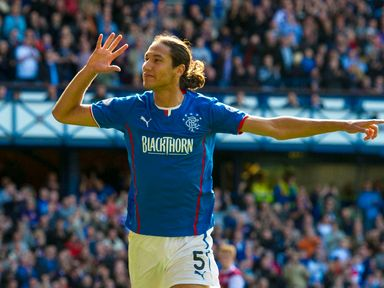 Bilel Mohsni: Believes Ranger can win the Scottish Cup