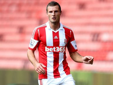 Erik Pieters: Set to return for Stoke at the weekend