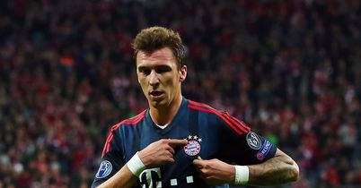 Mario Mandzukic: Staying at Bayern despite Lewandowski capture