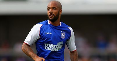 David McGoldrick: Scored the equaliser for Ipswich