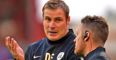 David Flitcroft: Angry with Barnsley players
