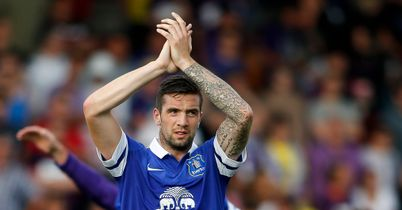Shane Duffy: Spending a month on loan with Yeovil