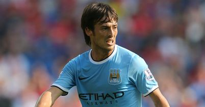 David Silva: Has no intention of breaking long-term contract