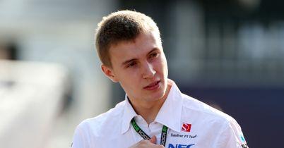 Sirotkin to debut in Sochi