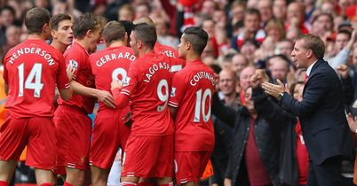 Liverpool: Strongly fancied to overcome Southampton