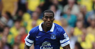 Sylvain Distin: Everton defender set to return from injury