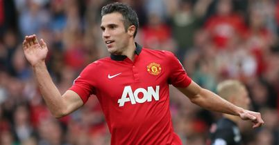 Robin van Persie: Injury worry for Manchester United