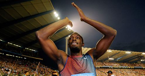 Athletics: Usain Bolt may take part in next year's Commonwealth Games