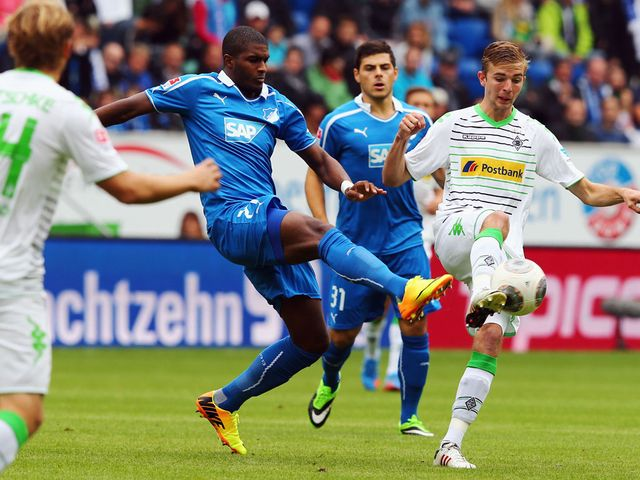 Anthony Modeste: In fine form for Hoffenheim this season