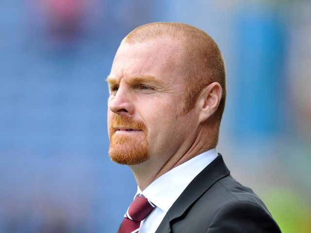 Sean Dyche: Frustrated