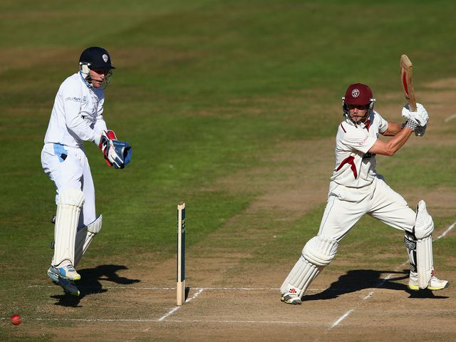 James Hildreth helped Somerset to victory