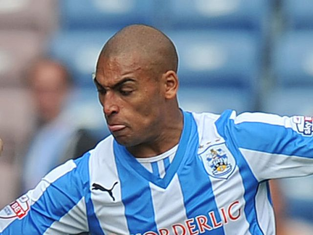 Vaughan: A mixed night for Huddersfield striker