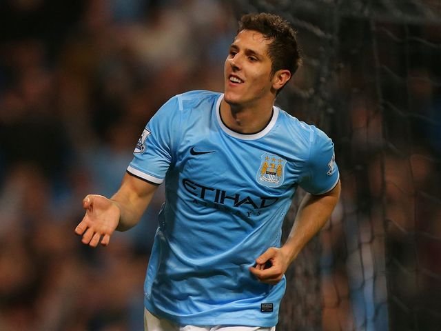 Stevan Jovetic: In line for an appearance