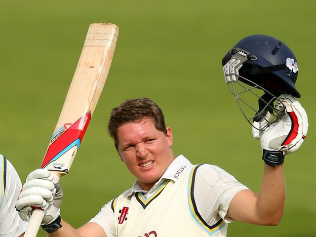Ballance: Hit another ton