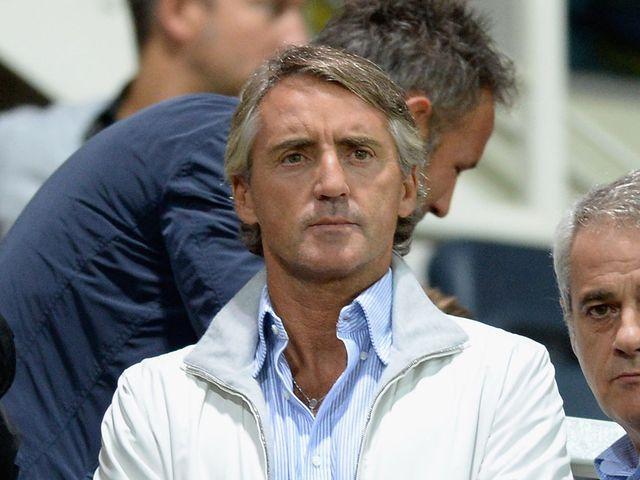 Roberto Mancini: Looking forward to starting out against Juventus