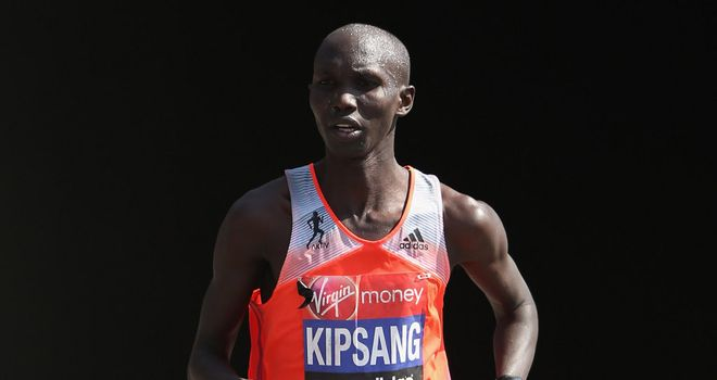 Wilson Kipsang: The Kenyan shattered previous record set by compatriot Patrick Makau