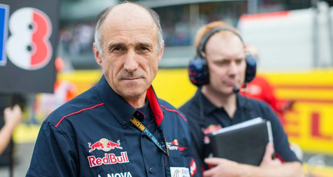 Franz Tost: Happy for the calendar to go beyond 20 races